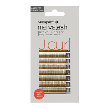 Naturalash Salon System Extra Volume Lash Assorted 79111315mm