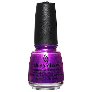 China Glaze Nail Lacquer Rebel 2016 Fall Collection - Purple Fiction 14ml