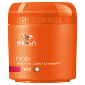 Wella Professionals Care Enrich Dry Hair Medium Conditioning Mask 150ml