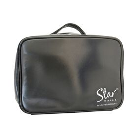 Star Nails Kit Bag Black