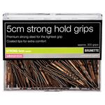Salon Services Strong Hair Grips Brown 5cm Pack of 300