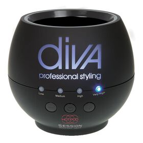 Diva Professional Styling Session Instant Heat Hot Pod Roller System