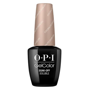 OPI GelColor Gel Polish Fiji Collection - Coconuts Over 15ml