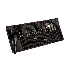 Royal & Langnickel Silk Pro Brush Set 20 Pieces Black 240mm x 115mm x 35mm