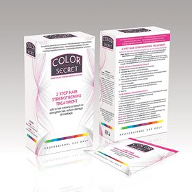 Color Secret Hair Strengthening Intro Pack