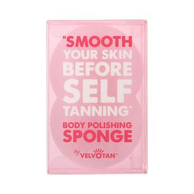 Velvotan Self Tan Body Polishing Sponge