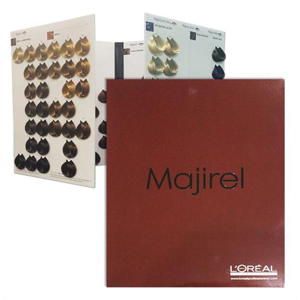 Majirel colour chart - L Or Al Professionnel Majirel Shade Chart Shade Charts Salon Services
