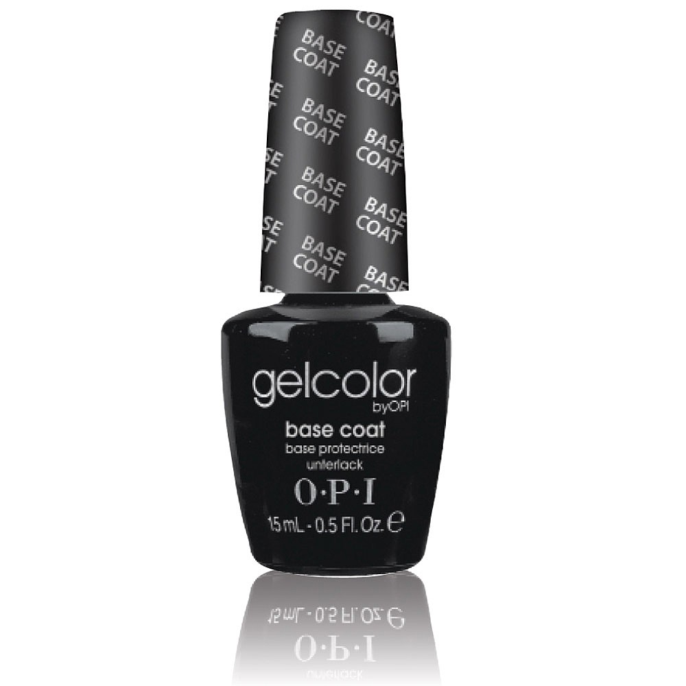 Gel polish top base coats nail care salon services opi gelcolor gel polish gelcolor base coat 15ml nvjuhfo Images