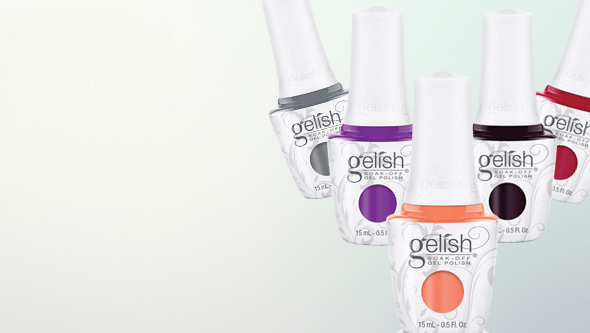Gelish Buy 1 Get 1 Free