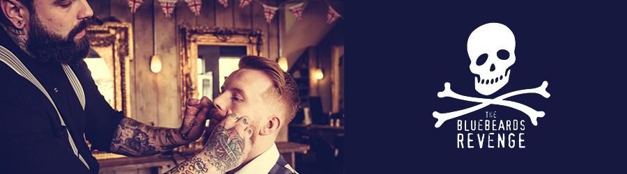 Five 2017 men's hair trends from The Bluebeards Revenge