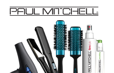 3 for 2 mix and match on all Paul Mitchell products