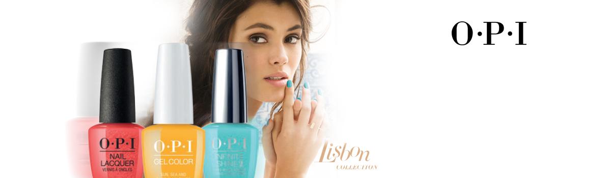 New OPI Lisbon Nail Collection