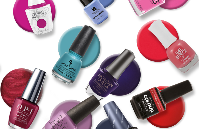 3 + 1 Free mix and match on all Nail Colour