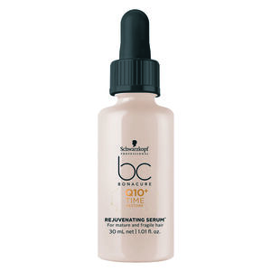 aaa6822840 Schwarzkopf Professional Bonacure Q10 Ageless Hair Rejuvenating Serum 30ml