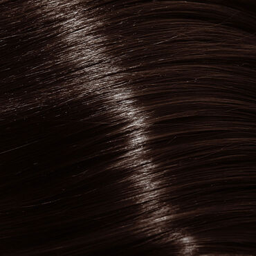 Silky Coloration Permanent Hair Colour - 5.35 Light Golden Mahogany Brown