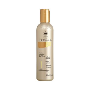 KeraCare 1st Lather Shampoo 240ml