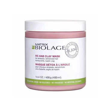 Matrix Biolage R.A.W Re-Hab Mask 400ml