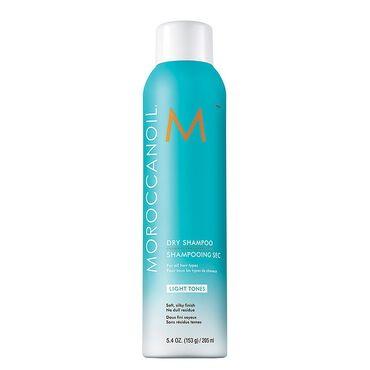 Moroccanoil Dry Shampoo Light 205ml