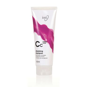 Ion Colour Care Silverising Shampoo 250ml