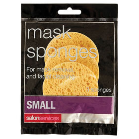 Salon Services Small Mask Sponges Pack of 3