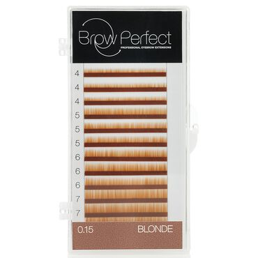 Brow Perfect Individual Brow Hairs - Light Brown