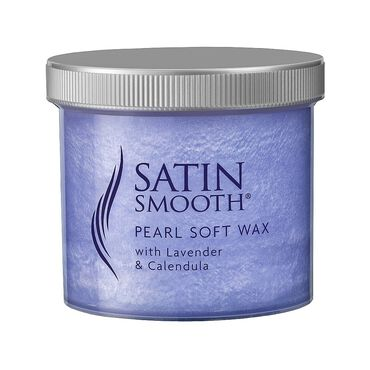 Satin Smooth Pearl Soft Wax With Lavender and Calendula 425g