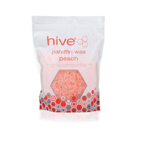 Hive of Beauty Paraffin Pellets - Peach 700g