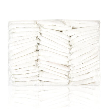 Salon Services Disposable T-String Briefs, White, Pack of 50