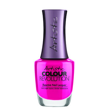 Artistic Paint My Passion Collection Colour Revolution Nail Polish - Picas-So Pink 15ml