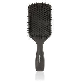 Salon Services Paddle Brush Black