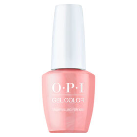 OPI Shine Bright Limited Edition Gel Color Snowfalling for You 15ml