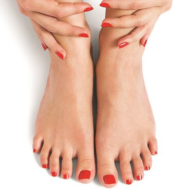 ASP Luxury Manicure and Pedicure (inc gel polish)