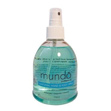 Mundo Sanitising Hand and Foot Spray 250ml