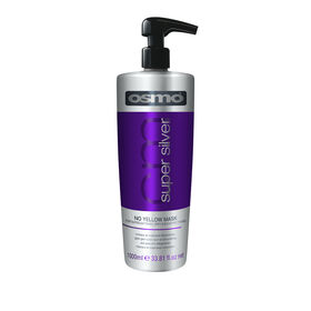 Osmo  Super Silver, No Yellow Hair Mask 1000ml