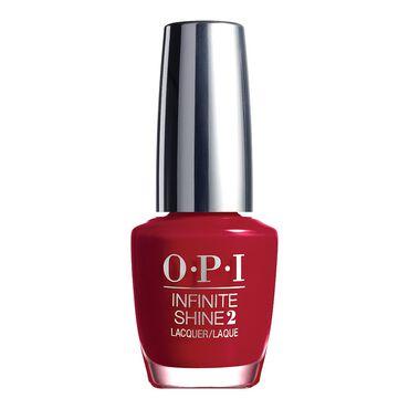 OPI Infinite Shine Gel Effect Nail Lacquer - Relentless Ruby 15ml