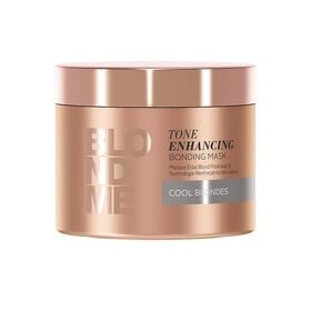 Schwarzkopf Professional BlondMe Tone Enhancing Bonding Mask - Cool Blondes 200ml