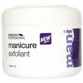 Strictly Professional Manicure Exfoliant 100ml
