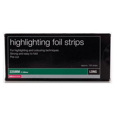 Salon Services Foil Strips Short