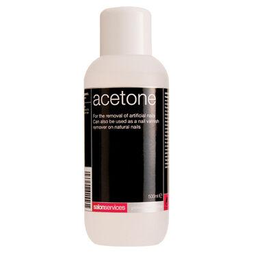 Salon Services Acetone 500ml