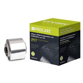 Procare 24*7 Silver Foil Refill, 120mm x 500m