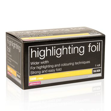 Salon Services 12cm Wide Foil 100m Roll