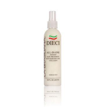 La Brasiliana Dieci All-In-One Hair Treatment 250ml