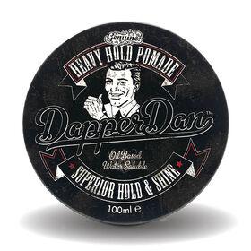 Dapper Dan Heavy Hold Pomade, 100ml