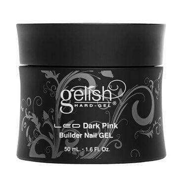 Gelish Hard Gel - Dark Pink Builder Gel 50ml