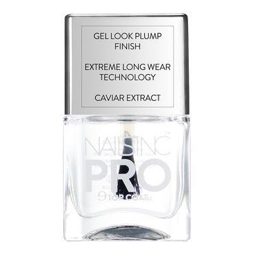Nails Inc Pro Top Coat with Caviar 14ml