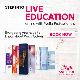 Wella Colour Family Online Live Education