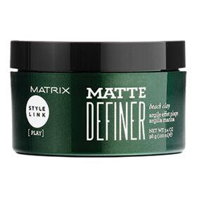 Matrix Style Link Matte Definer Clay 100ml