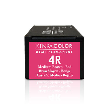Kenra Professional Permanent Hair Colour - 4R Red 85g