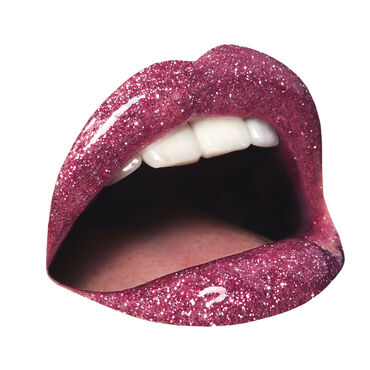 INC.redible Glittergasm Glitter Lip Topper Bring an Open Mind 3ml