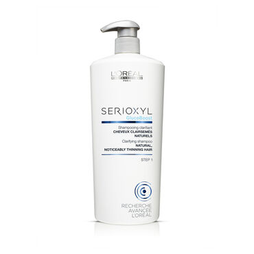 L'Oréal Professionnel Serioxyl Kit 1 for Natural Thinning Hair 600ml